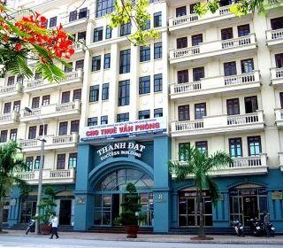 Tòa nhà Thành Đạt 3 - TLE Group - Đại lý cung cấp thang máy Mitsubishi chính hãng