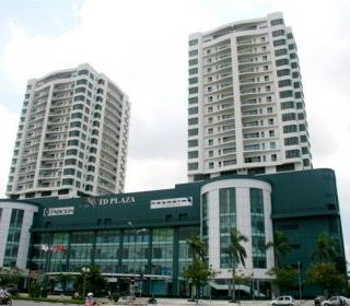 TD Plaza – Hải Phòng - TLE Group - Đại lý cung cấp thang máy Mitsubishi chính hãng