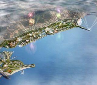 Công viên Đại Dương Hạ Long – Quảng Ninh - TLE Group - Đại lý cung cấp thang máy Mitsubishi chính hãng