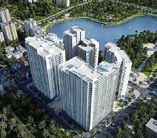 Tòa nhà No2-T1 Khu Ngoại Giao Đoàn – Hà Nội - TLE Group - Đại lý cung cấp thang máy Mitsubishi chính hãng