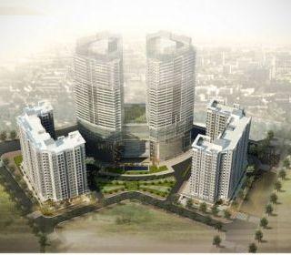 Tòa 18T1 Khu chung cư cao tầng, dịch vụ thương mại HH6 KĐT Nam An Khánh – Hà Nội - TLE Group - Đại lý cung cấp thang máy Mitsubishi chính hãng