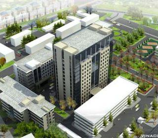 Bệnh viện đa khoa TW Thái Nguyên - TLE Group - Đại lý cung cấp thang máy Mitsubishi chính hãng