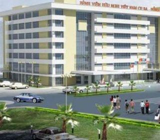 Bệnh viện hữu nghị Việt Nam – Cuba - TLE Group - Đại lý cung cấp thang máy Mitsubishi chính hãng