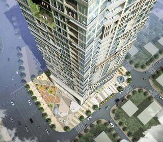 Chung cư cao cấp N10 – Khu đô thị mới Dịch Vọng, Cầu Giấy, Hà Nội - TLE Group - Đại lý cung cấp thang máy Mitsubishi chính hãng