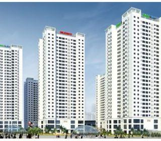 CT2 – Khu đô thị Thành phố Giao lưu - TLE Group - Đại lý cung cấp thang máy Mitsubishi chính hãng