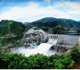 Nhà máy Thủy Điện Bản Chát - TLE Group - Đại lý cung cấp thang máy Mitsubishi chính hãng
