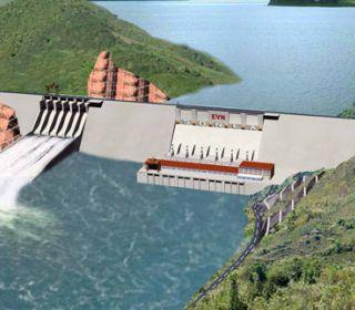 Nhà máy thuỷ điện Sơn La - TLE Group - Đại lý cung cấp thang máy Mitsubishi chính hãng