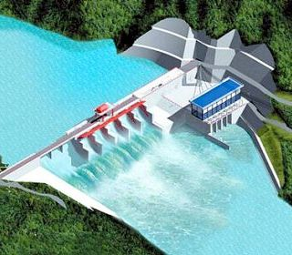 Nhà máy Thủy điện Sông Bung - TLE Group - Đại lý cung cấp thang máy Mitsubishi chính hãng