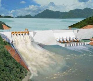 Nhà máy Thủy điện Trung Sơn - TLE Group - Đại lý cung cấp thang máy Mitsubishi chính hãng