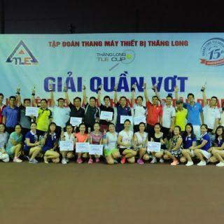 Giải Tennis kỷ niệm 15 năm thành lập Tập đoàn