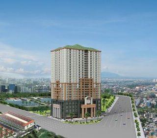 Cao ốc Bàu Sen, Vũng Tàu - TLE Group - Đại lý cung cấp thang máy Mitsubishi chính hãng