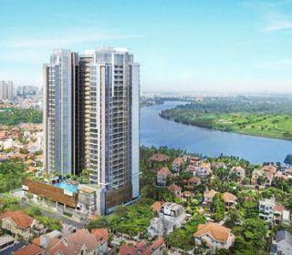 UDIC Riverside 1 – 122 Vĩnh Tuy, Hà Nội - TLE Group - Đại lý cung cấp thang máy Mitsubishi chính hãng