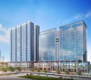 Khu hỗn hợp VP cho thuê – nhà ở – Lô đất 3.10 – NO tuyến đường Lê Văn Lương – Thanh Xuân – HN - TLE Group - Đại lý cung cấp thang máy Mitsubishi chính hãng