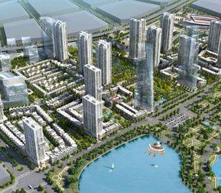 The Manor Central Park Hà Nội - TLE Group - Đại lý cung cấp thang máy Mitsubishi chính hãng