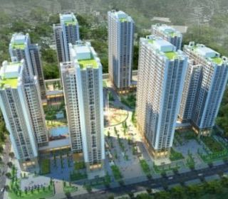 An Bình City – Khu đô thị thành phố Giao Lưu - TLE Group - Đại lý cung cấp thang máy Mitsubishi chính hãng