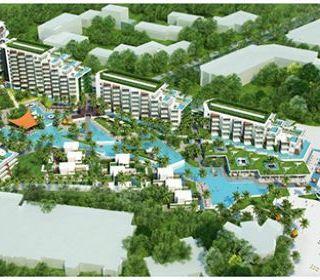 Premier Residences Phu Quoc Emerald Bay (Sebel) - TLE Group - Đại lý cung cấp thang máy Mitsubishi chính hãng