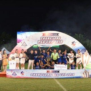 Thang Long TLE Cup 2018 bế mạc lung linh trong niềm hân hoan