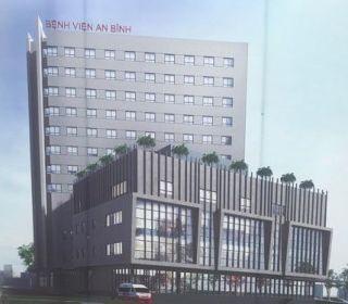 Bệnh viện An Bình - TLE Group - Đại lý cung cấp thang máy Mitsubishi chính hãng