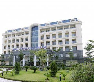 Bệnh viện đa khoa Tâm Anh - TLE Group - Đại lý cung cấp thang máy Mitsubishi chính hãng