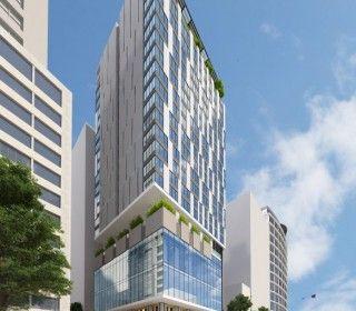 Khách sạn văn phòng và dịch vụ thương mại Hương Lan - TLE Group - Đại lý cung cấp thang máy Mitsubishi chính hãng