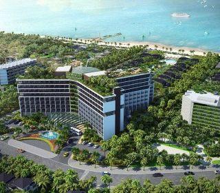Sonasea Condotel & Villas Phú Quốc - TLE Group - Đại lý cung cấp thang máy Mitsubishi chính hãng