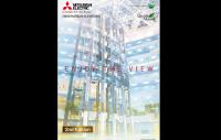 Thang máy Observation Elevators - Thang máy Mitsubishi - TLE Group - Đại lý cung cấp thang máy Mitsubishi chính hãng